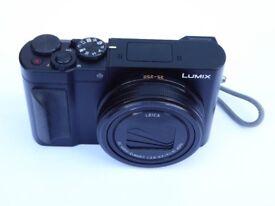 panasonic lumix TZ 100 camera