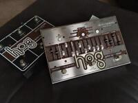 EHX Electro Harmonix HOG Octave Guitar Synthesiser Pedal