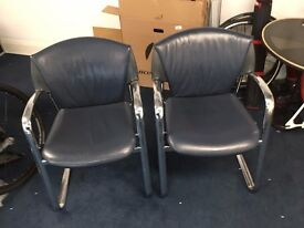 Blue Desk Chairs