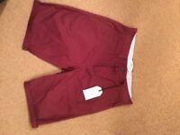Men's Chino Shorts - Next 28 inch waist