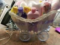 Baby Gift Basket Pram