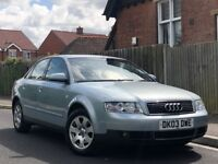 AUDI A4 1.9 TDI 4 DOOR! STAGE 1 REMAP! 1 OWNER FROM NEW! FULL SERVICE HISTORY!