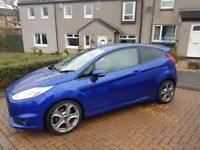 Ford Fiesta ST-2 3dr 1.6l Low Mileage