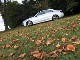 Mercedes E250 CDI Blue-Efficiency