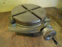 Rotary table 300mm diameter