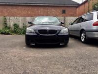 BMW 5 series m sport 530d saloon remap ( 313 BHP ). Sim- Auto