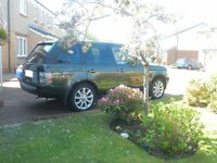 Super Supercharged 2005 Range Rover
