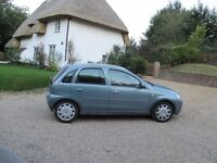 "VAUXHALL CORSA, 2006 MODEL, ***AUTOMATIC*** 1.4 ""DESIGN"" GENUINE 40000 MILES, 5 DOOR HATCHBACK."