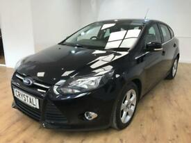 FORD FOCUS 1.6 ZETEC NAVIGATOR ECONETIC TDCI START/STOP 5d 10 (black) 2014