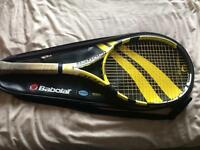 Babolat Aero pro drive tennis racket with case