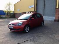 2007 Ford Fiesta 1.2 Climate Facelift 5 door! Timing belt replaced , low miles!