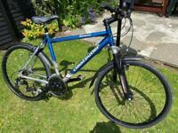 Gents 21 speed Claud Butler bike excellent condition