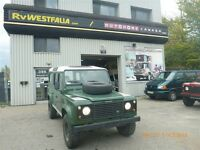 1996 Land Rover Defender 110