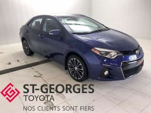 2014 Toyota Corolla Sport, cuir ,toit ouvrant