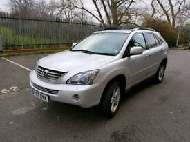 Lexus Rx400h in excellent condition 57 plate