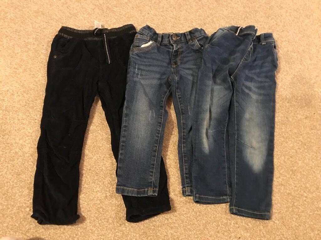 Age 2-3 boys bundle clothes