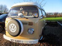 VW T2 Camper Van Californian Import LHD