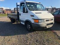 2005 (54) IVECO DAILY FLAT BED £1500