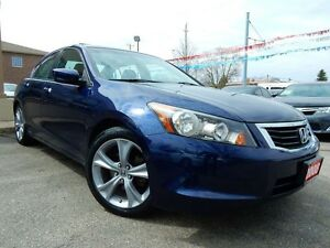 2008 Honda Accord EX-L W/NAVIGATION | LEATHER.ROOF | NO ACCIDENT