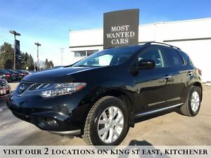 2012 Nissan Murano SL AWD | LEATHER | REAR CAMERA | DUAL ROOF |