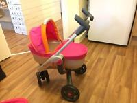 QUINNY DOLLS PRAM IN EXCELLENT CONDITION