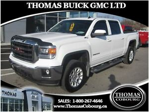 2014 GMC Sierra 1500 SLE - 5.3L, LOW KMS! EXHAUST SYSTEM!
