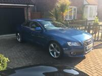 2011 11 Audi A5 1.8TFSi Sport 2dr Coupe, High Spec, Low mileage