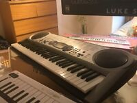 Casio LK-43 Keyboard - Boxed in great condition