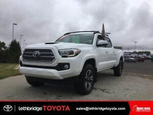 Toyota Certified 2016 Toyota Tacoma TRD Sport - Please TEXT  403