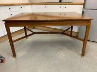 G Plan E Gomme Dining Table Extendable Vintage Mid Century MCM Retro Wood Teak