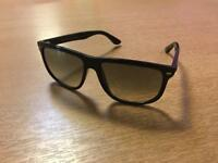 Men's Rayban sunglasses with case and dust sheet