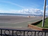 ABERAVON PRIME SEAFRONT 4 Bed House with panoramic views, front gate opening onto Promenade