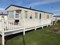 NEW LOWER PRICE Static caravan with decking in Craig Tara holiday park