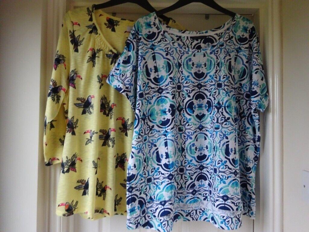 f16f69ab3d1 2 ladies tops/ T shirt size 22 | in Newcraighall, Edinburgh | Gumtree