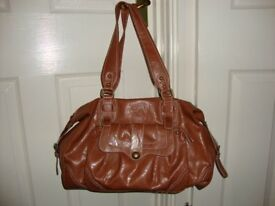 Accessorize Leather look bag