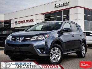 2014 Toyota RAV4 LE - Upgrade Package AWD