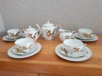 Dragon tea set