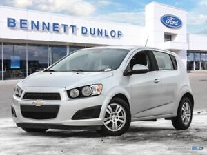 2012 Chevrolet Sonic LT-HEATED SEATS-BLUETOOTH