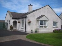 Holiday home available for Irish open golf Portstewart 2017. Convenient to golf course & free WIFI