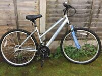 Ladies bike 17in, good condition