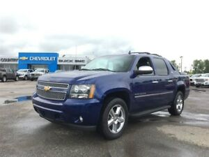 2013 Chevrolet Avalanche LTZ - ONE OWNER, 5.3 LITRE V8