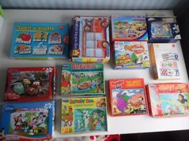 Kids Books and Puzzle Bundle 2