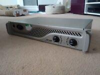 IPR 1600 power amplifier