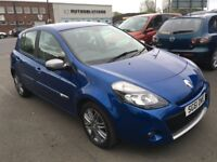 (61) Renault CLIO DYNAMIQUE TOMTOM MOT - October 2018, only 63,000 miles ,history, clio, megane