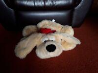 Giant Cuddly Dog