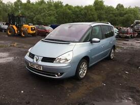 Renault Espace 2.0dci 2007 For Breaking