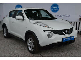 NISSAN JUKE Can't get car finnace? Bad credit, unemployed? We can help!