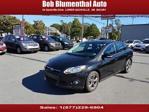 2014 Ford Focus SE w/ Heated Seats ($47 weekly, 0 down, all-in,