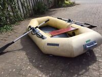 Inflatable Tender for Sale