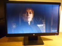 """HP W2072a 20"""" PC Screen"""